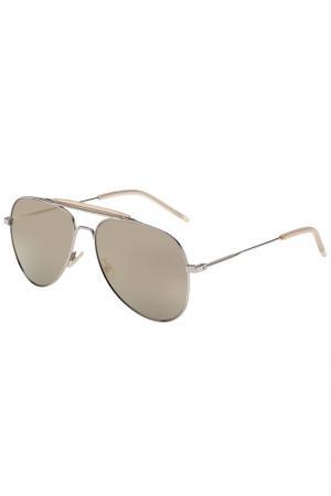 Солнцезащитные очки Saint Laurent Paris. Цвет: 006