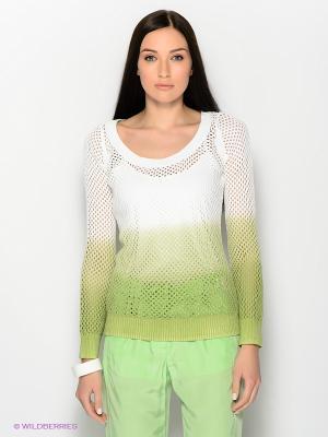 Джемпер Bandolera. Цвет: белый, зеленый