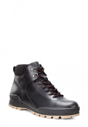 Ботинки TRACK II ECCO. Цвет: черный