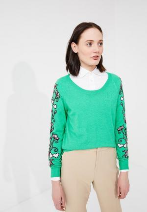 Джемпер Max&Co. Цвет: зеленый