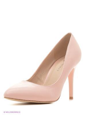 Туфли Wilmar. Цвет: розовый