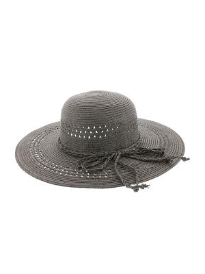 Шляпа R.Mountain. Цвет: серый