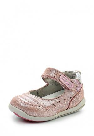 Туфли Chicco. Цвет: розовый