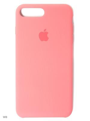 Чехол (клип-кейс) Apple для iPhone 7 Plus. Цвет: светло-коралловый