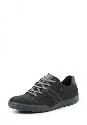Кроссовки FRASER Ecco. Цвет: черный