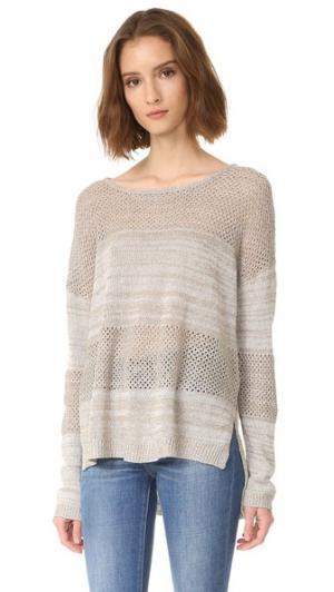 Трикотажный свитер Jack by  Alford BB Dakota. Цвет: средний хаки