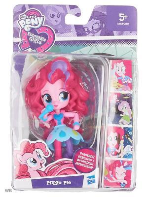 Equestria girls мини-кукла, в ассорт. Hasbro. Цвет: розовый, голубой