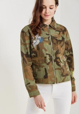 Куртка Levis® Levi's®. Цвет: хаки