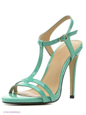 Босоножки El Tempo. Цвет: зеленый