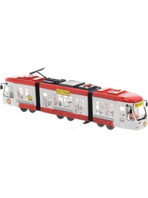 Городской трамвай DREAM MAKERS. Цвет: красный