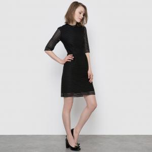 Платье MADEMOISELLE R. Цвет: черный