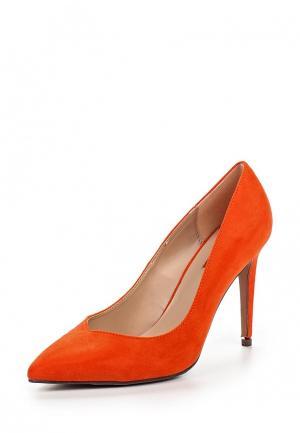 Туфли Dorothy Perkins. Цвет: оранжевый