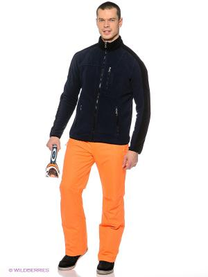Брюки BRUNOTTI. Цвет: оранжевый