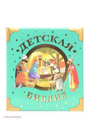 Детская Библия Издательство АСТ. Цвет: зеленый