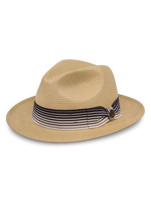 Шляпа Goorin Brothers. Цвет: бежевый
