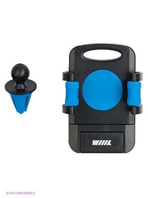 Держатель телефона/смартфона HT-WIIIX-02Vbu на вентиляцию WIIIX. Цвет: черный