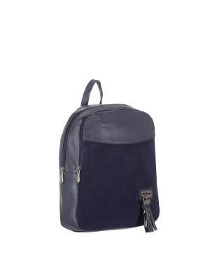 Рюкзак 5752A искусственная кожа Sofiya. Цвет: синий