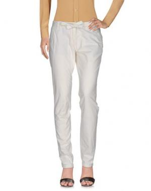 Повседневные брюки NORTH SAILS. Цвет: слоновая кость