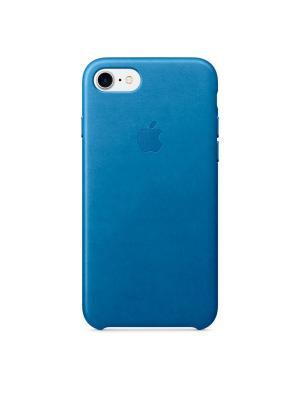 Чехол (клип-кейс) Apple для iPhone 7 MMY42ZM/A голубой. Цвет: голубой