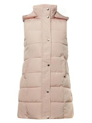Жилет H&H.. Цвет: бледно-розовый