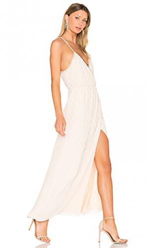 Платье lilith SAYLOR. Цвет: румянец