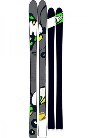 Горные лыжи  Jean 177 Claude Apo. Цвет: черный,серый,белый