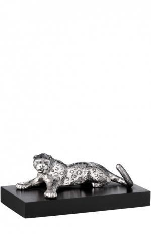 Пантера Zodiac Christofle. Цвет: бесцветный
