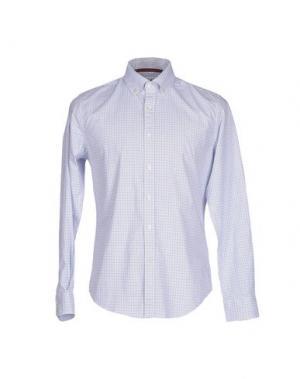 Pубашка VINTAGE 55. Цвет: белый