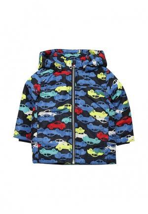 Куртка утепленная Name It. Цвет: разноцветный