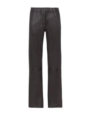 Повседневные брюки 8. Цвет: темно-коричневый