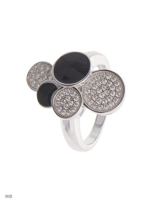 Ювелирное кольцо FRESH Jewelry. Цвет: серебристый