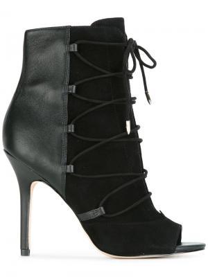Ботинки Asher Sam Edelman. Цвет: чёрный