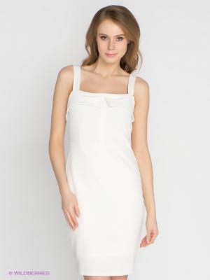 Сарафан Vero moda. Цвет: белый