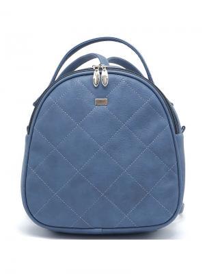 Рюкзак Solo true bags. Цвет: серо-голубой