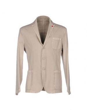 Пиджак JEY COLE MAN. Цвет: светло-серый