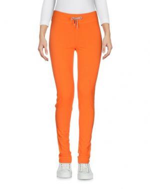 Повседневные брюки CAPOBIANCO. Цвет: оранжевый