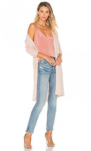 Кардиган aria 360 Sweater. Цвет: румянец