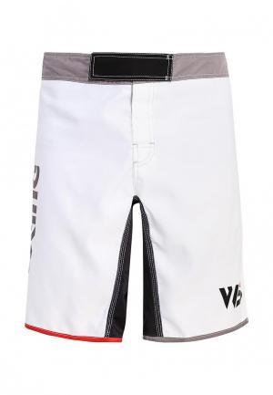 Шорты спортивные W5. Цвет: белый