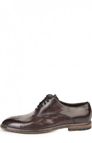 Туфли Marsala Dolce & Gabbana. Цвет: светло-серый