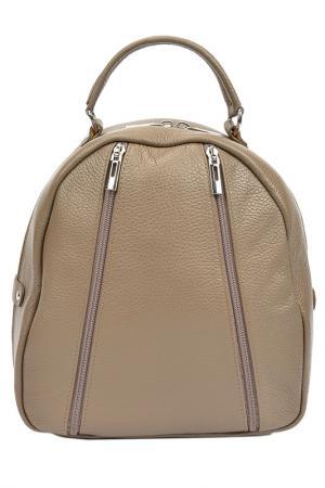 Backpack Isabella Rhea. Цвет: beige