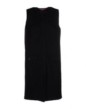 Легкое пальто MANILA GRACE DENIM. Цвет: черный