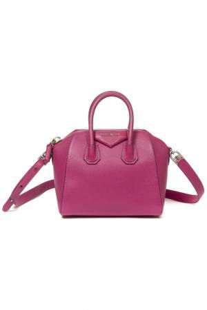 Bag GIVENCHY VINTAGE. Цвет: fuchsia