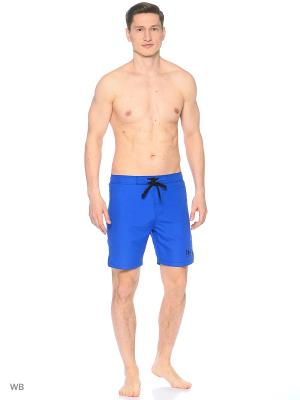 Купальные шорты Infinity Lingerie. Цвет: синий