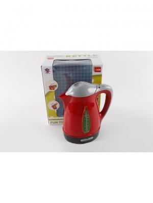 Чайник VELD-CO. Цвет: красный