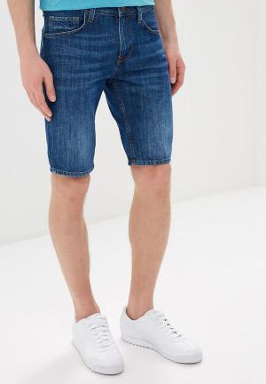 Шорты джинсовые Tommy Hilfiger. Цвет: синий