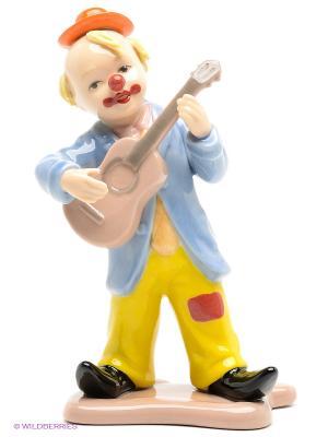 Фигурка Клоун Pavone. Цвет: голубой, бежевый, желтый