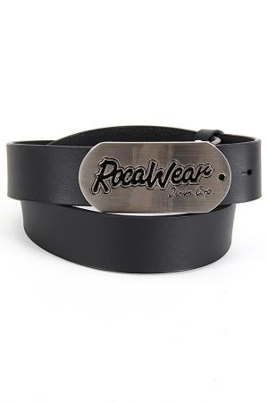 Ремень Rocawear. Цвет: черный
