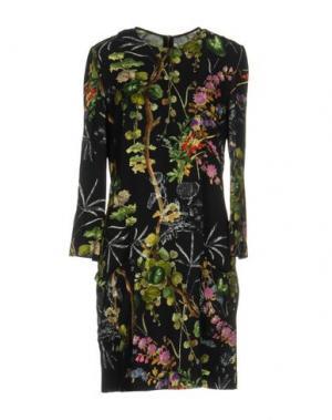 Короткое платье PHILOSOPHY DI LORENZO SERAFINI. Цвет: черный