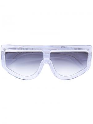 Солнцезащитные очки Rizzo Wanda Nylon. Цвет: телесный
