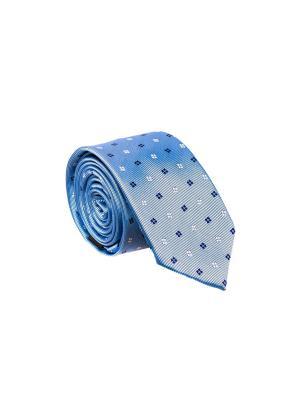 Галстук Patrikman. Цвет: светло-голубой